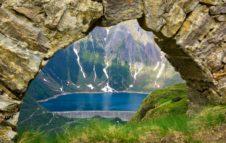 Morasco: l'antico borgo sommerso in un lago del Piemonte