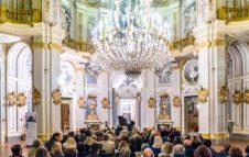 Lirica e Musical a Corte: quattro eventi nel Cortile d'Onore della Palazzina di Caccia di Stupinigi