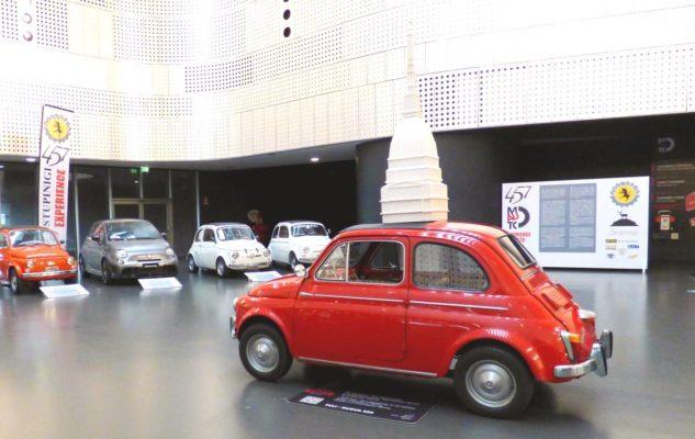 """""""Quelli che la 500"""": al MAUTO di Torino la mostra sull'iconica FIAT 500"""