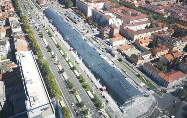 Porta Susa Torino nuove aperture