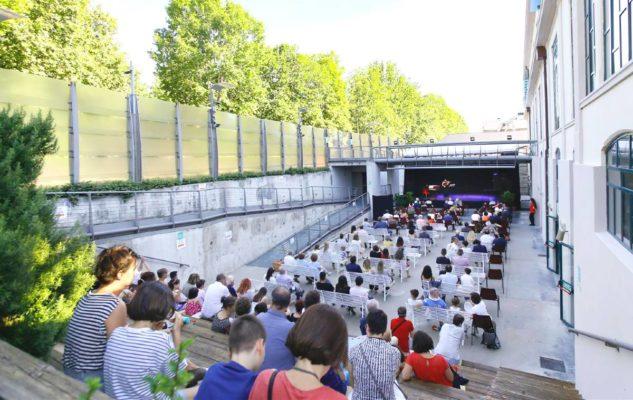 Spettacoli a cielo aperto nell'Arena della Casa del Teatro