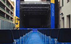 Blu Oltremare: musica classica, jazz, circo contemporaneo e spettacoli nel Cortile di Combo