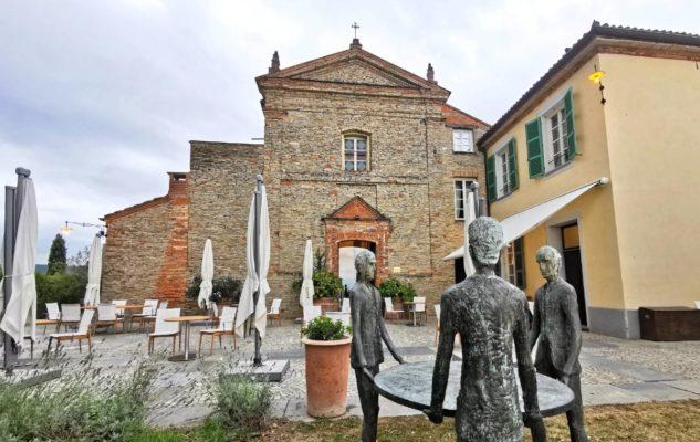 Cappella Relais San Maurizio esterno