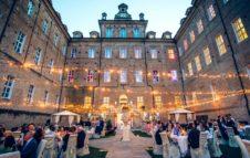 Cena sotto le stelle al Castello di Montaldo