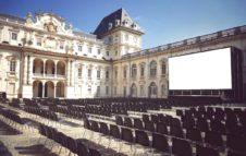 Cinema al Castello Valentino 2020