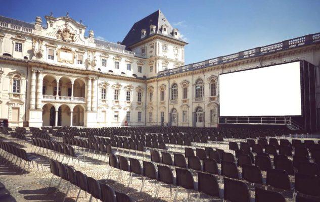Cinema al Castello 2020: film sotto le stelle al Valentino (il programma completo)