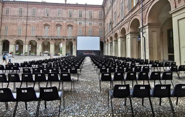 Cinema a Palazzo Reale 2020: a Torino il cinema sotto le stelle
