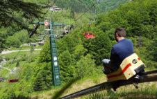 Il Fun Bob più veloce d'Europa è in Piemonte: emozioni e divertimento ad alta quota