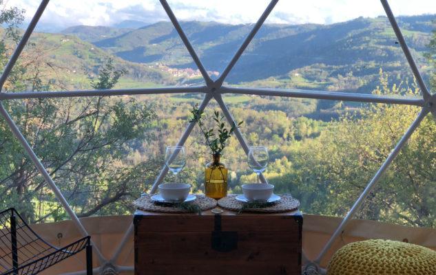 Gaia Spheres Piemonte