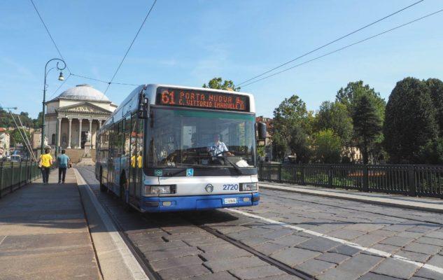 Corse a pieno carico treni autobus Piemonte