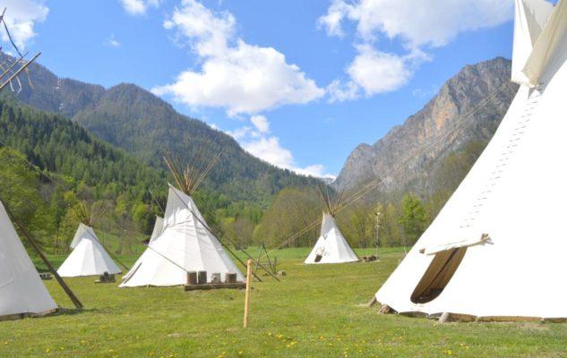 Tatanka Village villaggio indiano piemonte