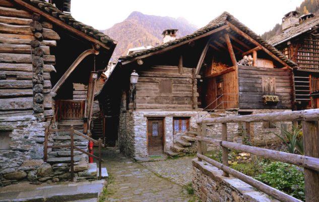 Villaggi Walser Piemonte