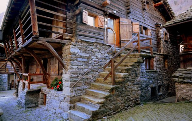 villaggio walser alagna valsesia