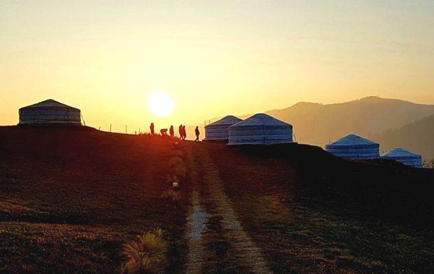 Yurte Mongole Piemonte