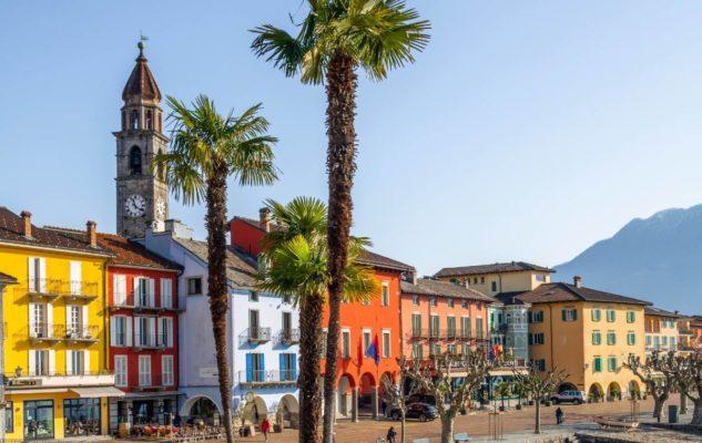 Ascona Borgo Svizzera