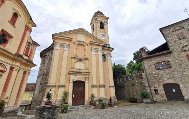 Chiesa Mombaldone