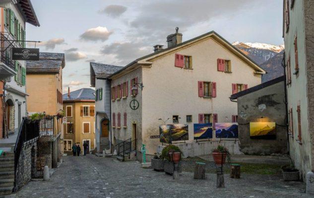Saillon Svizzera