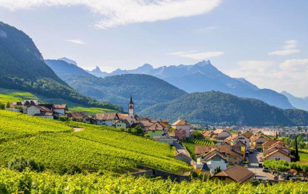 Yvorne Svizzera