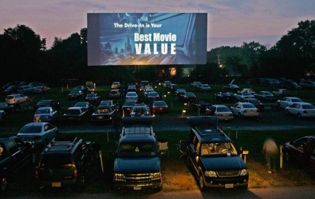 Drive-In: il cinema all'aperto come negli anni '50 sbarca alle porte di Torino
