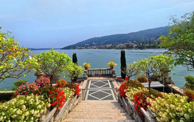 Giardini Isola Bella Piemonte