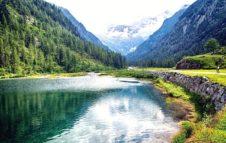lago delle fate val quarazza
