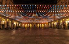 Luci d'Artista 2020/2021 a Torino: le date e la mappa delle installazioni