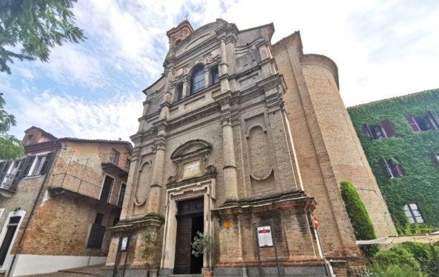 Neive Chiesa San Michele