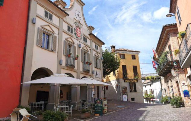 Neive Palazzo Comune