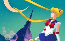 Sailor Moon Torino mostra