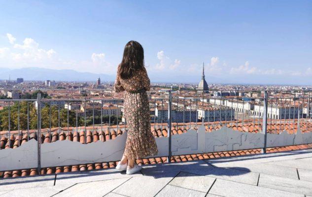 Museo Montagna Torino Panorama