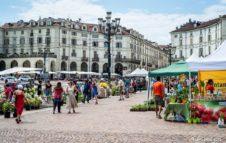 """AgriFlor: Piazza Vittorio diventa un giardino colorato con l'edizione """"ristretta"""" di Flor"""