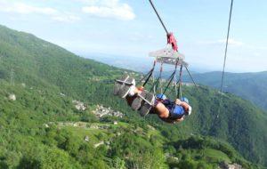 Arcansel, il Volo dell'Arcobaleno: l'emozione di volare a pochi Km da Torino