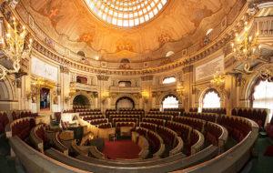 La Camera dei Deputati del Parlamento Subalpino di Torino: prezioso pezzo di Storia d'Italia