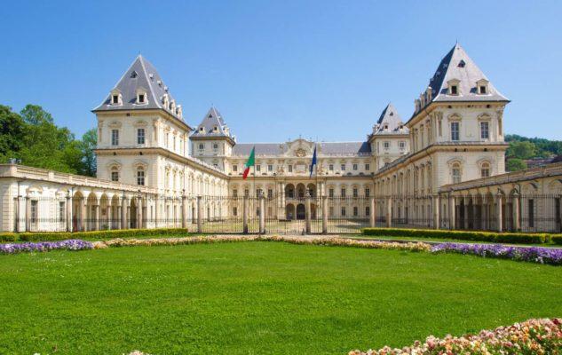 Castello Valentino Torino barocca