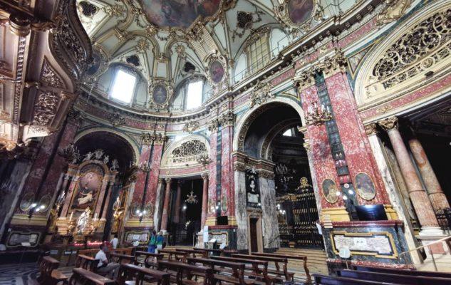Chiesa Consolata Torino Barocca
