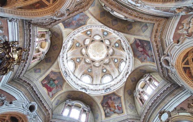 Chiesa San Lorenzo Torino Barocca