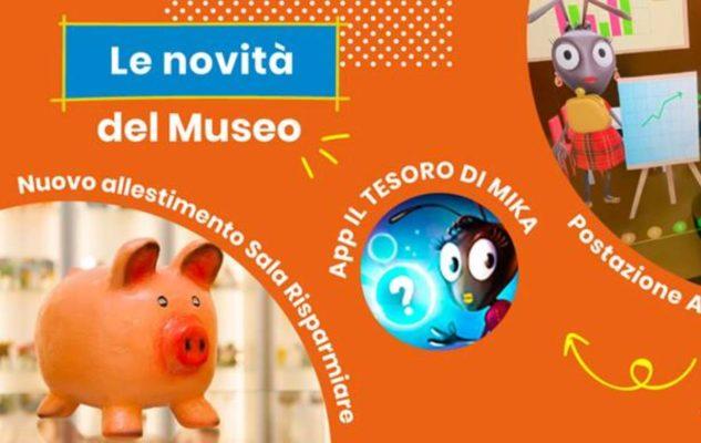 Museo del Risparmio: ingresso gratuito per due giorni