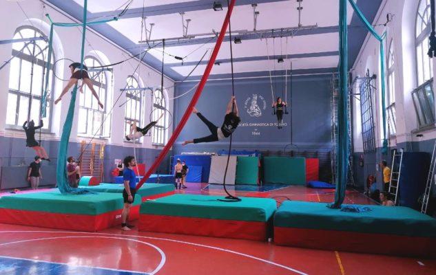 Open Week alla Reale Società Ginnastica di Torino: prove gratuite per adulti e bambini