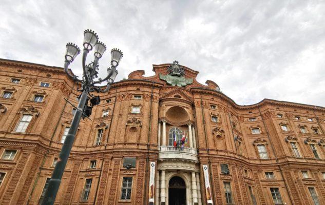 Palazzo Carignano Torino Barocca