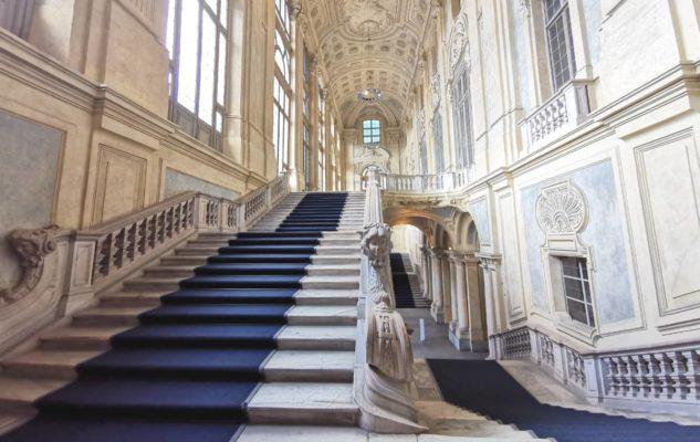 Palazzo Madama Torino Barocca