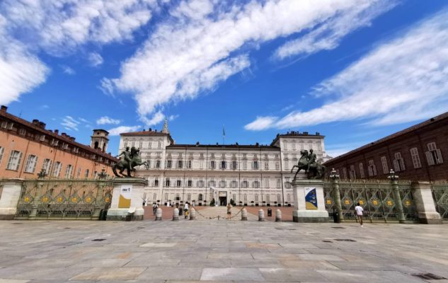 Palazzo Reale Torino Barocca