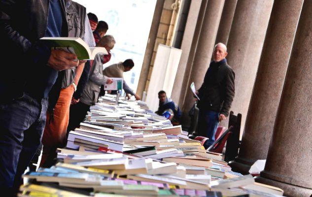 Portici di Carta 2020: la libreria più lunga del mondo a Torino (ANNULLATO)