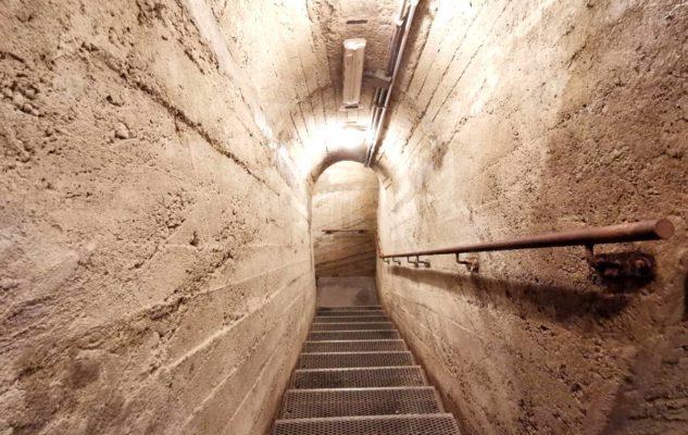 Il Rifugio Antiaereo di Palazzo dei Quartieri Militari: testimonianza storica nei sotterranei di Torino
