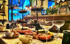 """""""The High Tea"""" allo Smith's British di Torino: il vero tè all'inglese è arrivato sotto la Mole"""