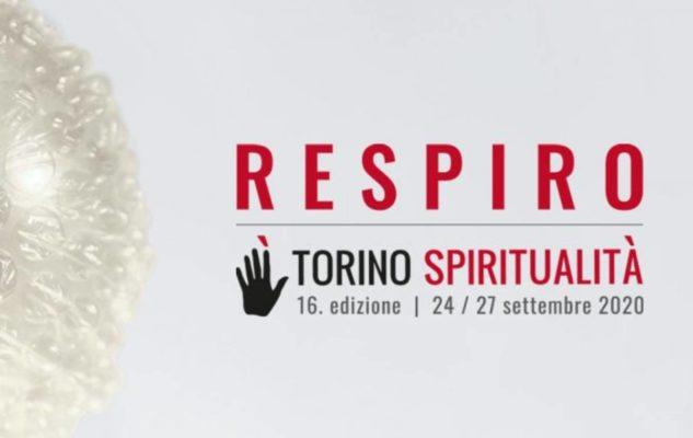Torino Spiritualità: l'edizione 2020 sarà dedicata al RESPIRO