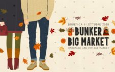 Bunker Big Market: artigiani, makers e brand vintage tornano in via Paganini
