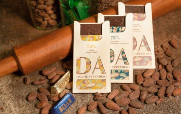 Cioccolato Torino Davide Appendino