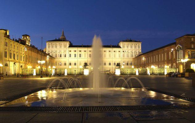 Musei Reali di notte