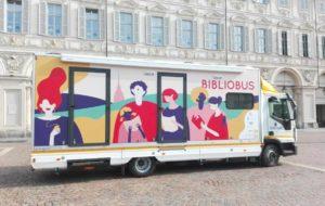 Le Biblioteche Civiche di Torino ripartono: libri sulla soglia, Bibliobus e consegna a domicilio