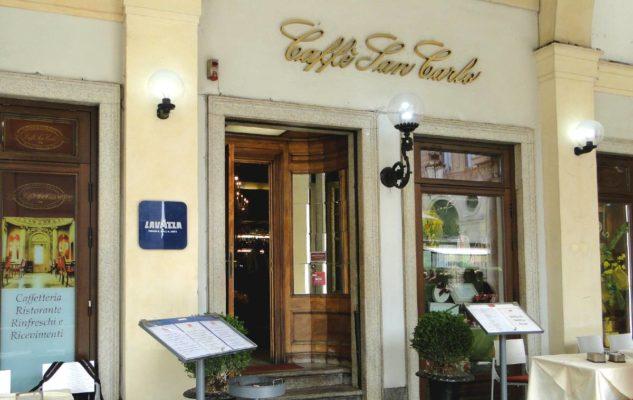 Lo storico Caffè San Carlo di Torino chiude: riaprirà come ristorante stellato